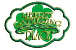 St. Patricks Day Liberty Gathering Place
