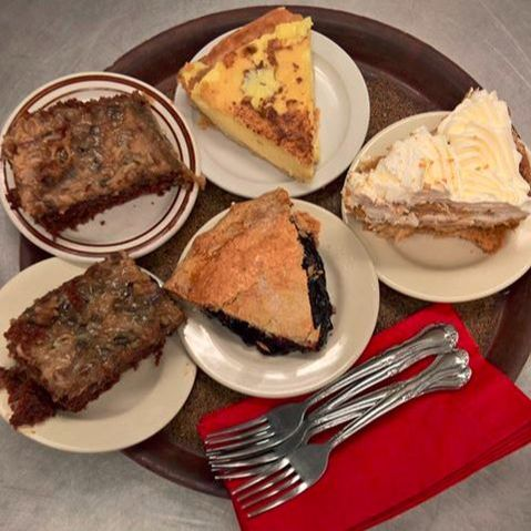 Liberty Gathering Place Desserts
